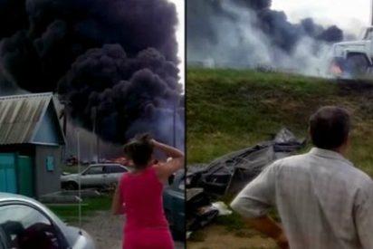 [Vídeo] Las imágenes nunca antes vistas de la terrible catástrofe del avión MH17