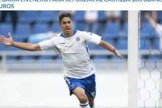 Asegura que estuvo a punto de cambiar el Tenerife por el Real Madrid