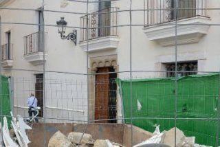 La vivienda del palacio episcopal de Badajoz tiene 300 metros cuadrados