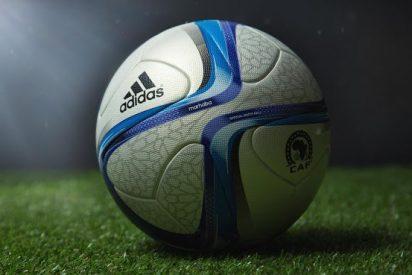 El sorprendente balón con el que se disputará la Copa de África