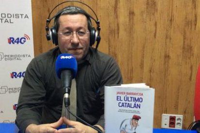 """Javier Barraycoa: """"Lara quiere pasar como un gran empresario españolista, pero siempre ha jugado a todas las manos"""""""