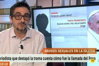 Jesús Bastante destapa una oscura trama de abusos sexuales de sacerdotes en Granada