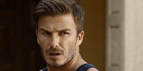David Beckham y su hijo resultan ilesos en un accidente de automóvil