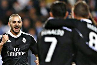 Decimosexta victoria consecutiva del Real Madrid con dos geniales asistencias de Cristiano Ronaldo