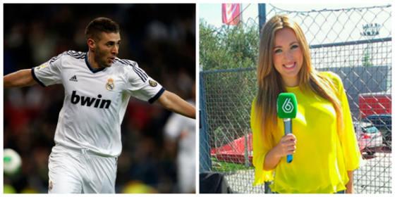 Punto Pelota ficha a la ex de Benzema