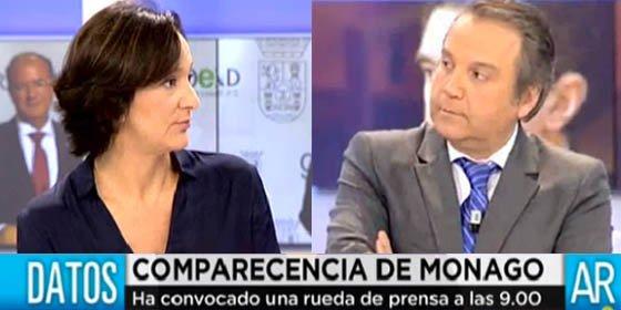 Carmona apuntilla a una insulsa Bescansa (Podemos) por su discurso populista