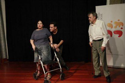 Blanca Marsillach presenta una obra protagonizada por personas con discapacidad