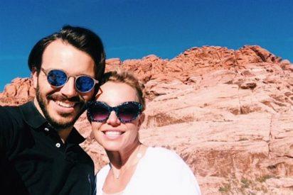 Britney Spears ha encontrado de nuevo el amor y ha querido presentarlo a través de Instagram