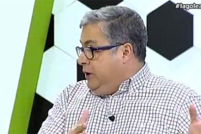 """José Joaquín Brotons a Álvaro Ojeda, el 'youtuber' indignado: """"Soliloquios puedes hacer muchos pero de televisión y de audiencias entiendes poco"""""""
