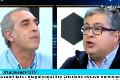 """Brotons acusa a Rodrigo Jiménez y Alberto Cuéllar de ser marionetas: """"Recibís mensajes de lo que teneis que decir"""""""