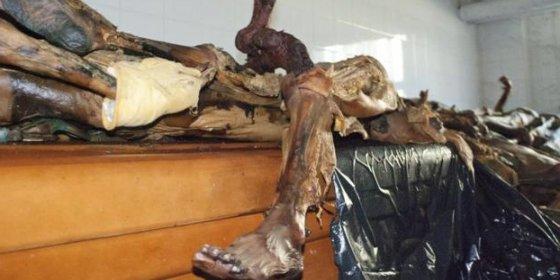 El caso de la misteriosa momia en plena azotea de la Complutense es de espanto