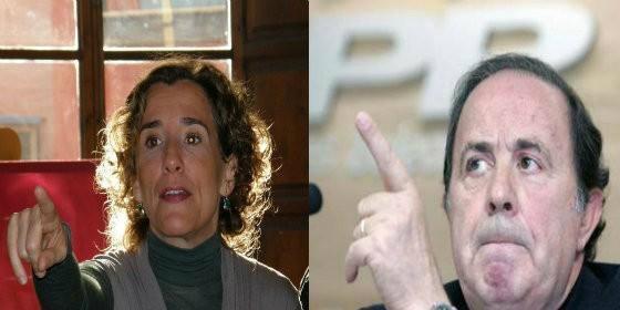 A Aina Calvo se le puede caer el pelo por apoyar a Isern y llamar ladrón a Rodríguez