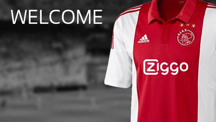 Así es la nueva camiseta del Ajax tras cambiar de patrocinador