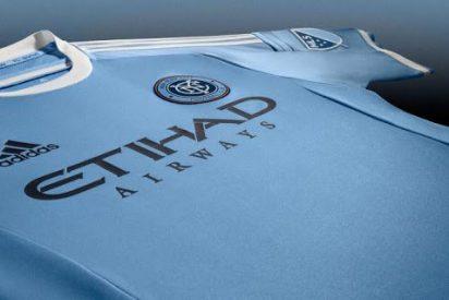 Así es la nueva camiseta de Villa en el New York City