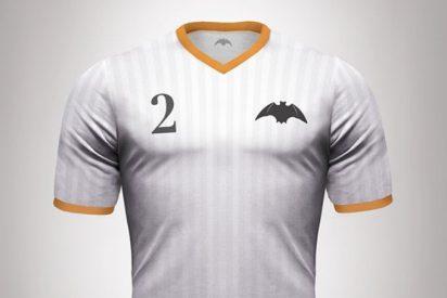 Así es la camiseta vintage que han diseñado para el Valencia