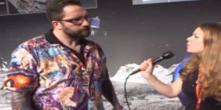 [Vídeo] Las lágrimas del científico de la Rosetta por haberse puesto una camisa con mujeres semidesnudas