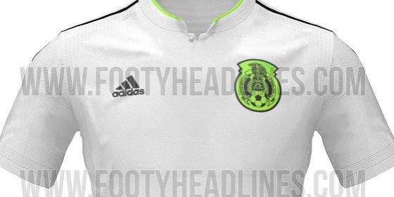 México vuelve a sorprender con el diseño de su camiseta para la Copa de América