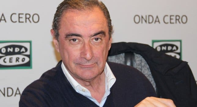 """Carlos Herrera reparte estopa al """"golfo y pirado"""" del Pequeño Nicolás y a los medios que se lo han tragado"""