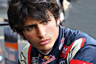 """Carlos Sainz Jr: """"He llegado a la Fórmula 1 para quedarme"""""""