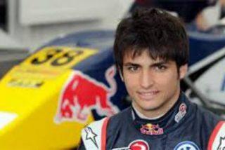 Toro Rosso confirma a Carlos Sainz para 2015