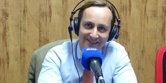 """Carlos Cuesta: """"El Gobierno de Rajoy ha demostrado que es incapaz de hacer cumplir la ley"""""""