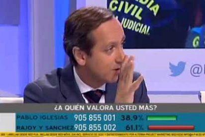 """Carlos Cuesta: """"Me llama la atención que los casos de corrupción que salen sean de un determinado PP, el PP antiguo"""""""
