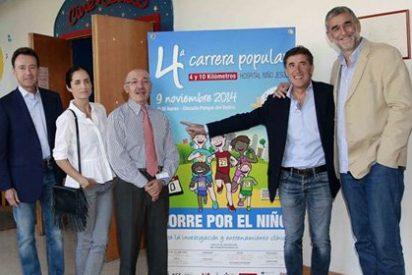 Carolina Herrera y Matías Prats se convierten en los padrinos de la 4ª edición de 'Corre por el Niño'
