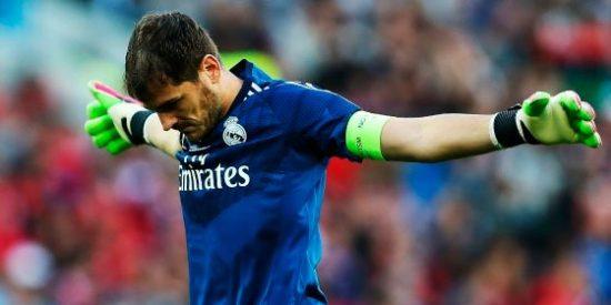 Iker Casillas entre los cinco preseleccionados por la FIFA para ser el mejor portero del año 2014