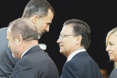 Don Felipe solventa con oficio una encerrona con la imputada Castedo