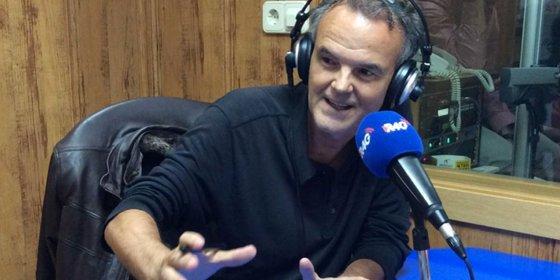 """Agustín Castellote: """"Me marché con García a Onda Cero porque el proyecto con Vía Digital era muy bonito, pero fuimos vilmente engañados"""""""