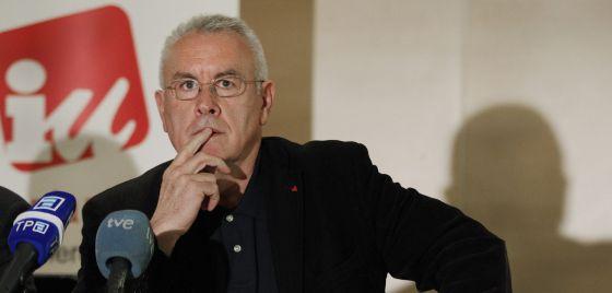 Cayo Lara se hace a un lado: No se presentará a las elecciones primarias de IU