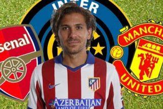 United y Arsenal también quieren a Cerci