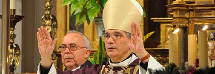César Franco, obispo de Segovia