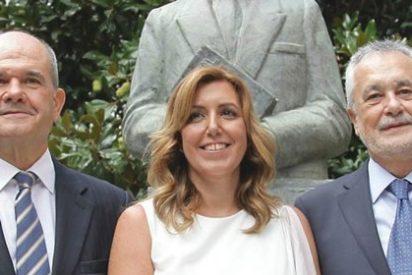 El Supremo deja sin excusas a Díaz para guillotinar a Chaves y Griñán