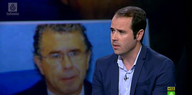 """Javier Chicote: """"Paco Granados cobraba comisiones hasta por las cestas de Navidad de la Consejería"""""""