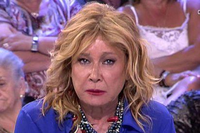 """Lágrimas de rabia de Mila Ximénez por los ataques de Falete: """"Los estupefacientes te conducen a abandonar padres"""""""