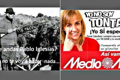 La Red la toma con Pablo Iglesias: Primero Benito, el perro 'facha', luego Tania VPO y ahora Franco