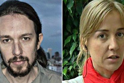 Tania Sánchez prefiere hacerse la loca antes que hablar de Pablo Iglesias