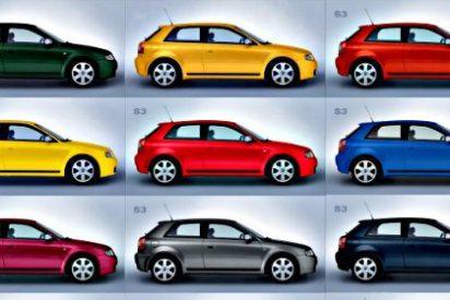 ¿Sabías que el color del coche suele revelar secretos de la personalidad del dueño?