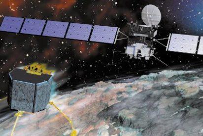 [Audio] La inexplicable 'canción' del cometa sobre el que va a aterrizar Rosetta