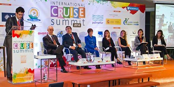 La IV Edición del International Cruise Summit se clausuró en Madrid