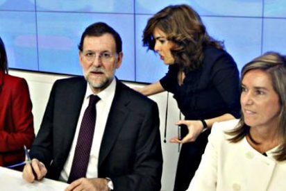 Bronca de toda la prensa a Rajoy por su retraso en cesar a Mato