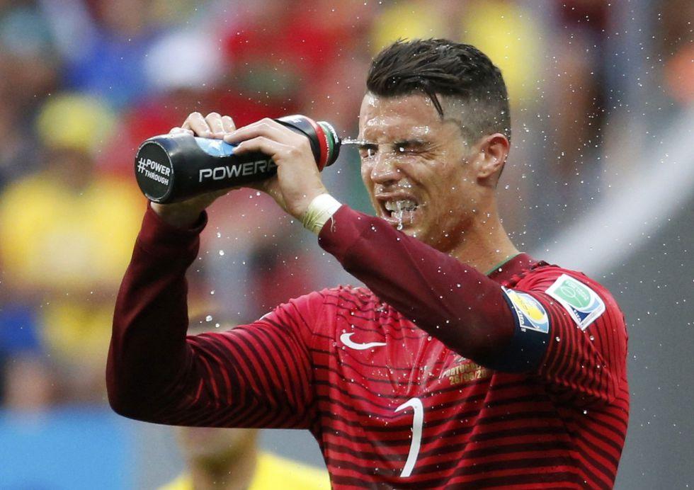 "Cristiano Ronaldo llama a Messi ""hijo de puta"""