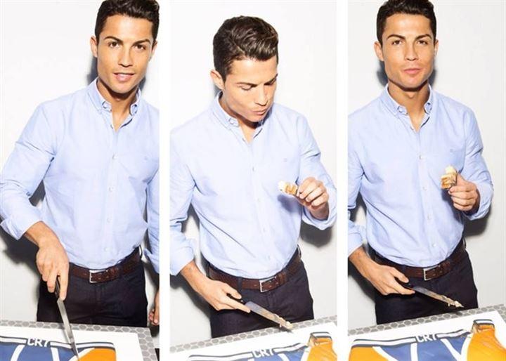 Cristiano Ronaldo, imparable con sus éxitos