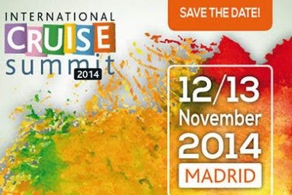 International Cruise Summit 2014, Madrid 12 y 13 de noviembre