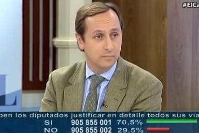 """Carlos Cuesta le monta la marimorena a PP y PSOE por ocultar los viajes de los diputados: """"Eso es populismo"""""""
