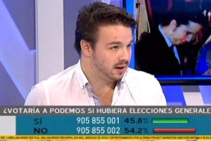 """David Enguita: """"Al Pequeño Nicolás lo conozco como 'Fran FAES', secretario de Jaime García Legaz"""""""