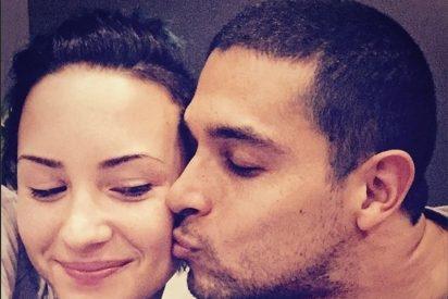 Demi Lovato, ¿compromiso para acabar el año?