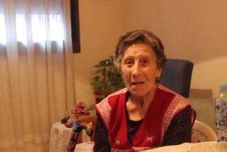 ¿#CarmenSeQueda? Desahucian a una anciana de 85 años en Vallecas porque su hijo no pagó al prestamista