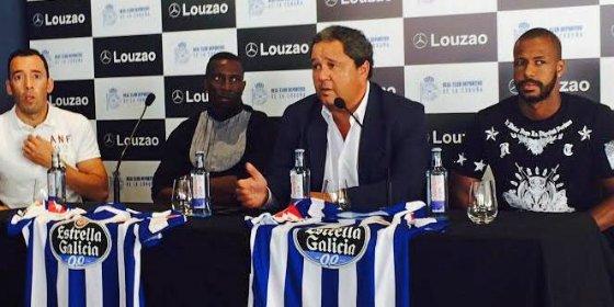 Abandonará el Deportivo tras jugar un partido